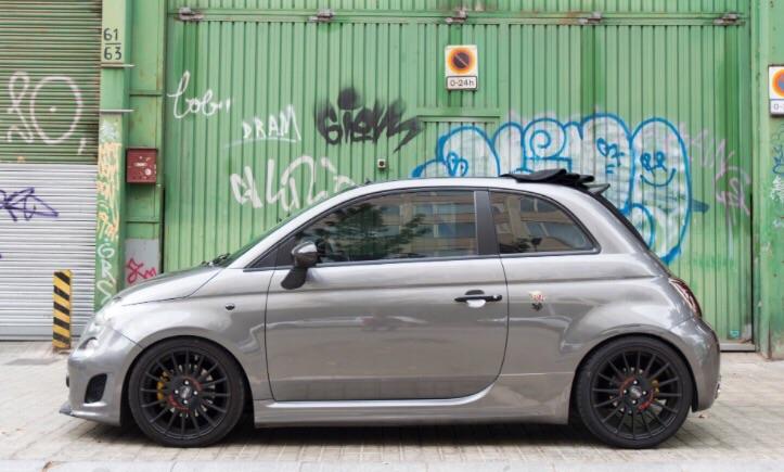 Fiat Abarth 595 Cabrio