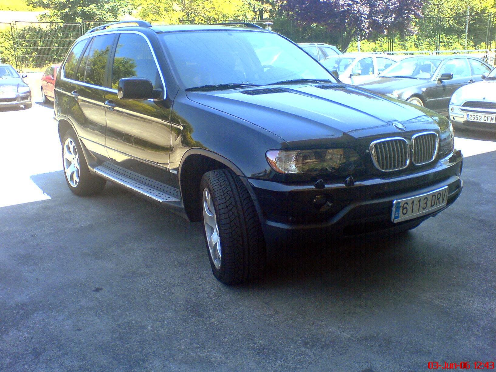 BMW X4 4.8