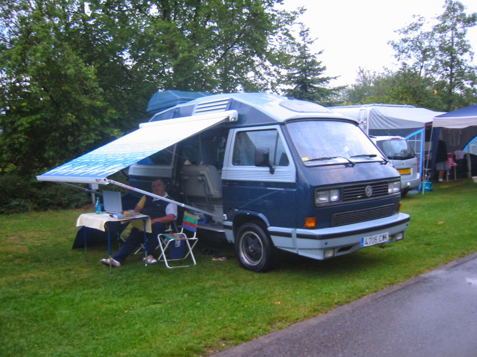 Volkswagen camping Dehler